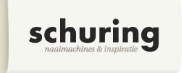 Schuring naaimachines en inspiratie