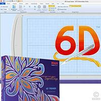 Borduursoftware 6D starter