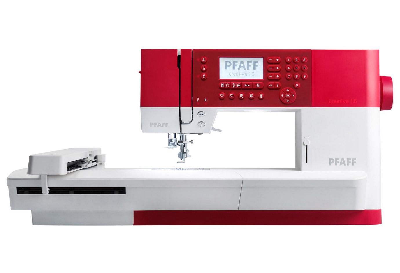 Pfaff Creative 1 5 Naai Borduurmachine Bij Schuring