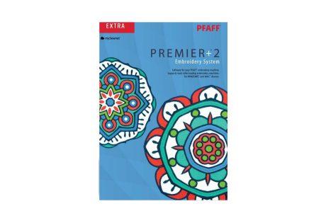 Pfaff borduursoftware premier2 extra schuring-naaimachines