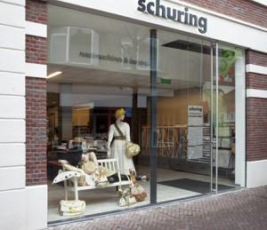 Geschiedenis Schuring naaimachines