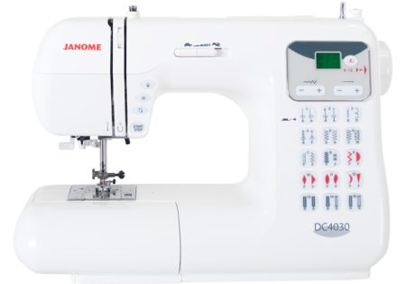 Janome DC4030 naaimachines Schuring naaimachines