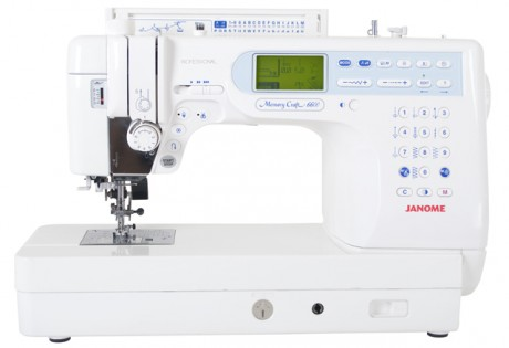 janome-MC6600