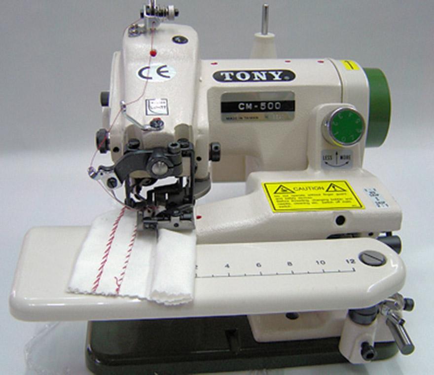 Wonderbaarlijk Tony CM500 blindzoom machine bij Schuring JX-48