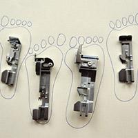 Creatief met de lockmachine