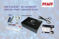 Pfaff creative icon box Schuring