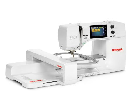 Bernina 500 borduur Schuring naaimachines