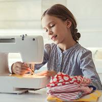 Kids kom naaien ( voor kinderen)