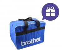 Brother Blue bag aanbieding Schuring naaimachines