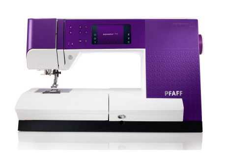 PFAFF expression 710 Schuring naaimachines