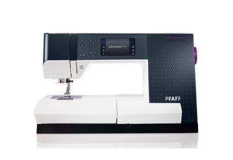 PFAFF quilt expression 720 schuring naaimachines