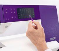 Pfaff expression 710 naaimachine Schuring-naaimachines