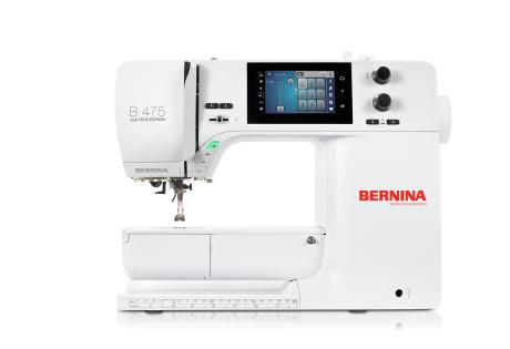 Bernina B 475 QE Schuring naaimachines