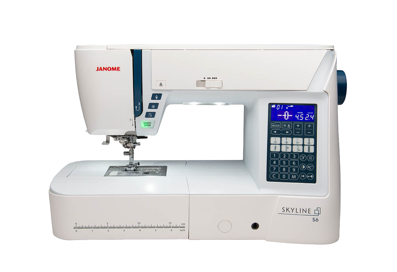 Janome 844D | Eltink Naaimachines | 945x1380