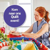 Quilt event, alles over quilten en meer!