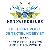 Handwerkbeurs Zwolle van 13 t/m 16 februari 2020