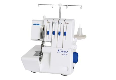 JUKI MO-214D   Schuring naaimachines en inspiratie