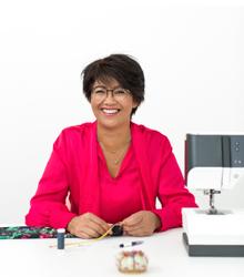 Debbie-van-Ginkel | Schuring-naaimachines