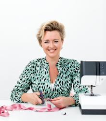Nathalie-Scholten | Schuring-naaimachines