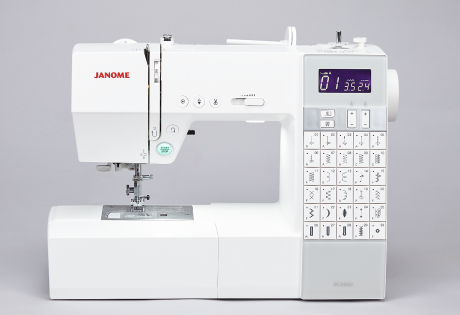 Janome dc6030 naaimachine | Schuring naaimachines