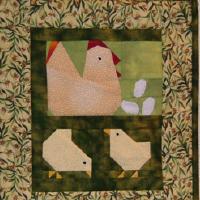 Paas quilt workshop