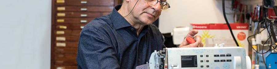 Reparatie naaimachine Eibergen | Schuring naaimachines