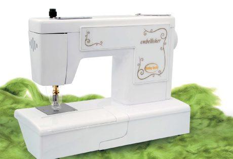 Baby Lock embellisher punchmachine | Schuring naaimachines