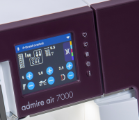 Pfaff admire air 7000 | Schuring naaimachines