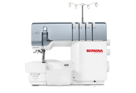 Bernina L850 | Lockmachine | Schuring naaimachine