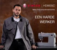 Singer 6605C Heavy Duty   Schuring naaimachines en inspiratie