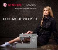 Singer 6705C Heavy Duty | Schuring naaimachines en inspiratie