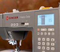Singer 6805C Heavy Duty   Schuring naaimachines