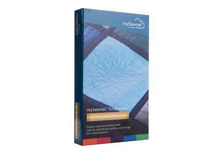 MySewNet Gold 2021 borduursoftware | Schuring naaimachines