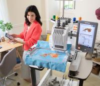 Brother PR680W borduurmachine | Schuring naaimachines en inspiratie